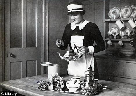 1920s maid 2