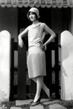 1920s woman